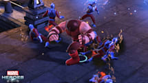 Marvel Heroes' Juggernaut, multi-speccing, and upcoming story content