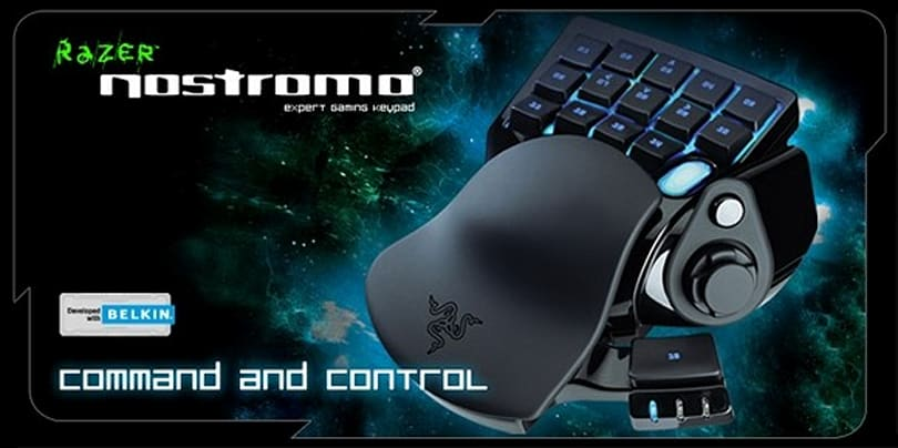 Win a Razer Nostromo game keypad from WoW Insider