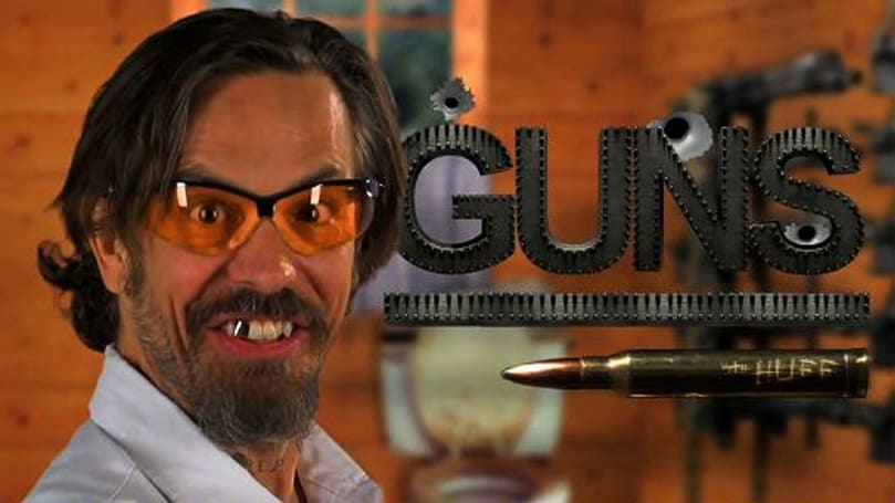 Serious Sam Double D stacking digital shelves (and guns) Aug. 30
