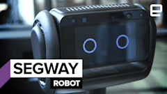 Watch Segway's personal robot in action