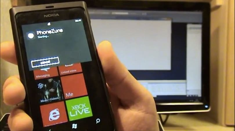 Developer teases voice control of Zune, using PC and Windows Phone (video)