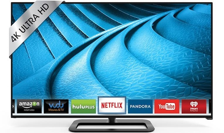 Vizio brings Amazon's 4K video to its TVs and fixes an annoying bug