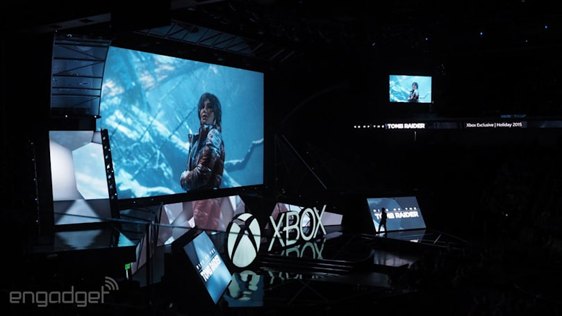 'Rise of the Tomb Raider' hits Xbox One this November