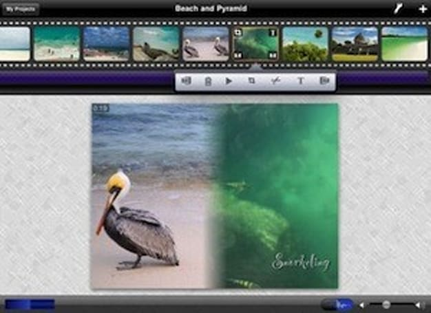 Making vacation videos on your iPad with ReelDirector 3.0