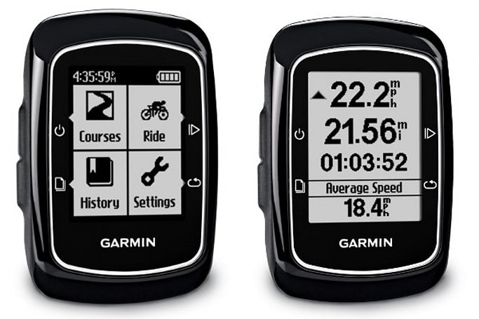 Garmin Edge 200 is a GPS cycling computer for riders on a budget