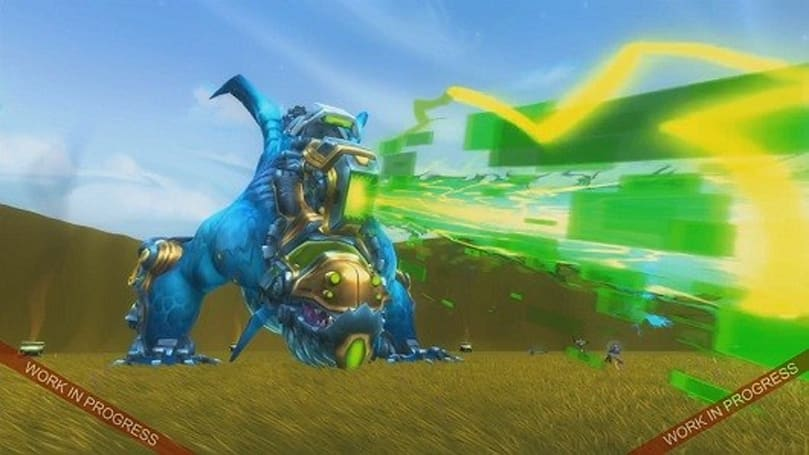 WildStar Thursday brings the Metal Maw action