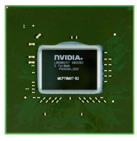 NVIDIA gets official with GeForce 9400M GPU