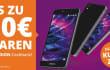 Ab heute: Cashback-Aktion für Smartphones von Medion