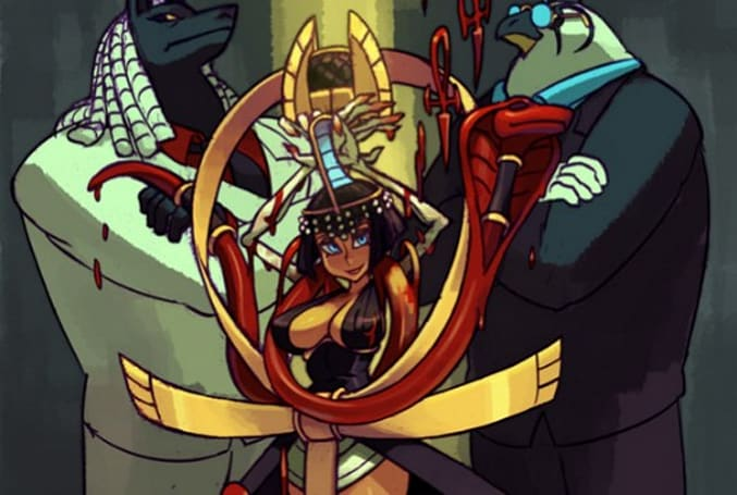 Skullgirls reveals third crowd-funded DLC character, Eliza