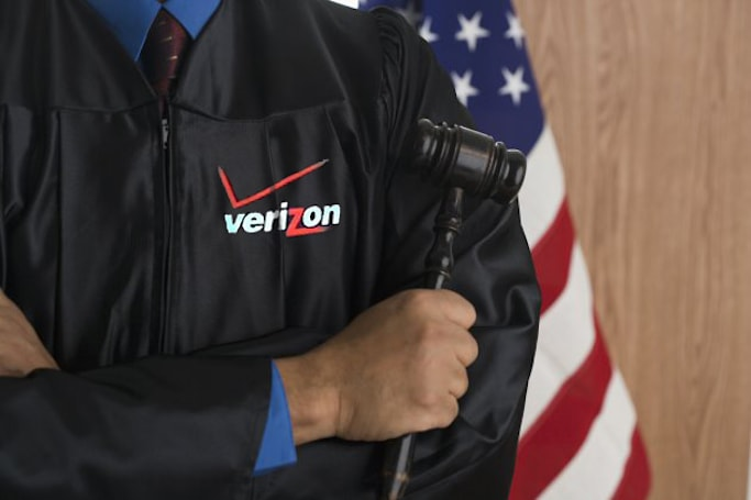 Judges ruling on secret telecoms cases found to own Verizon stock