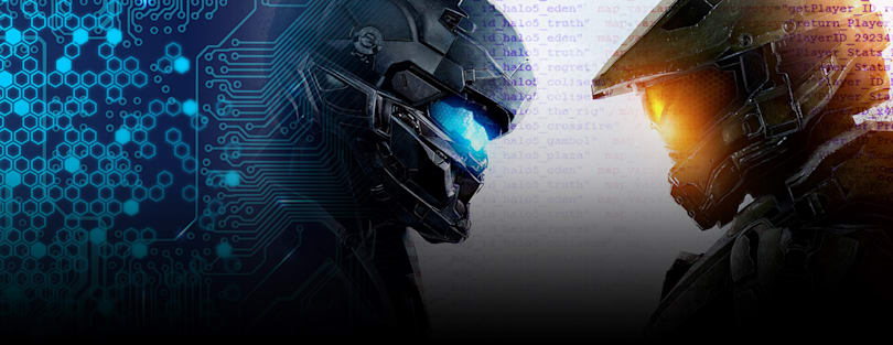 Microsoft wants you to hack together a 'Halo 5' app