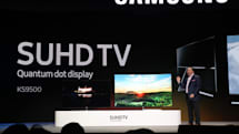 Samsung HDR update improves the color in its high-end TVs