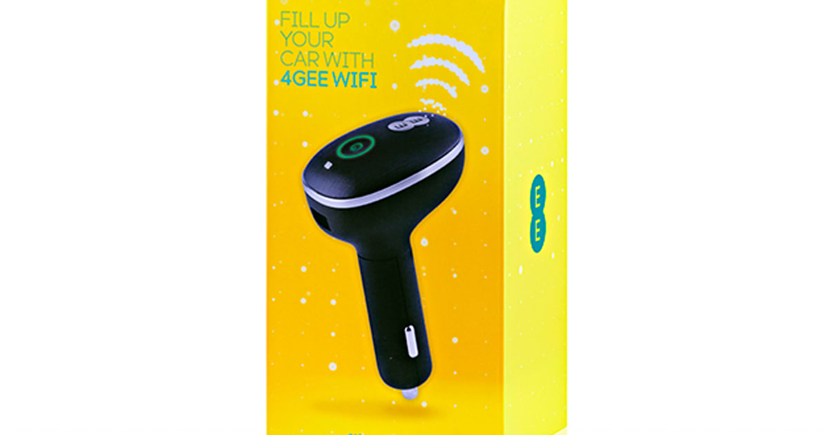 Ee S 163 79 99 Buzzard 2 Is An All In One 4g Wifi Dongle