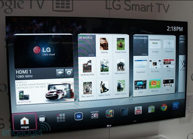LG's Google TV-enabled sets coming to US end of May