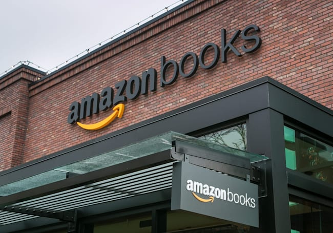 Amazon may open its first East Coast bookstore in NYC