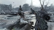 Metro Redux scrounges for supplies on Linux, Steam OS