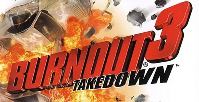 Burnout 3: Takedown available now on Xbox Originals