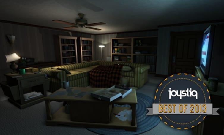 Joystiq Top 10 of 2013: Gone Home