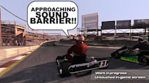 Realistic kart racer coming to XBLA/PSN/PC