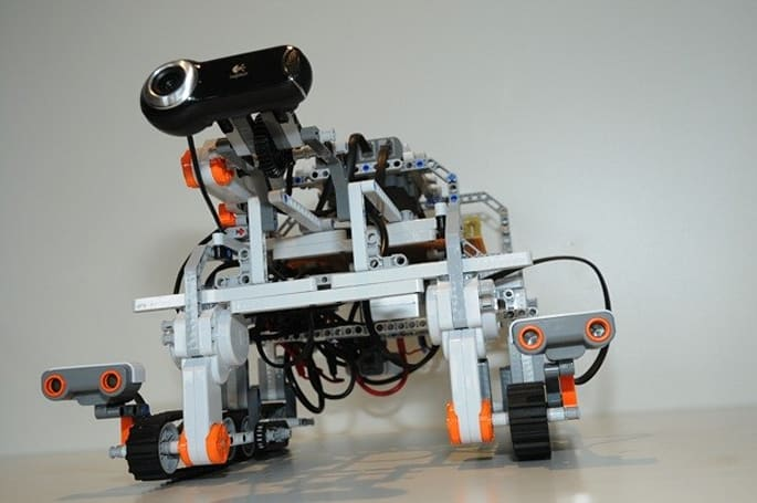 ESA, NASA test interplanetary internet by remote controlling a Lego robot from the ISS
