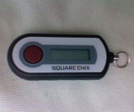 Square-Enix not discontinuing authentication tokens, authenticators now back in stock