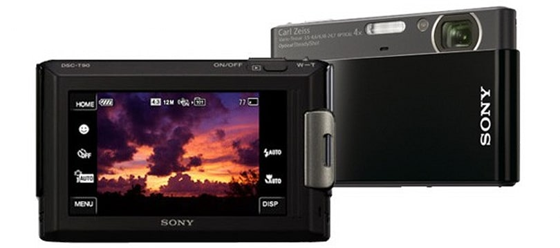 Sony T90 point-and-shoot gets reviewed, liked