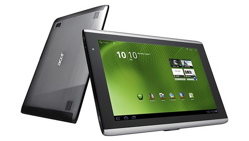 Acer starts rolling out Android 3.1 update for the Iconia Tab A500