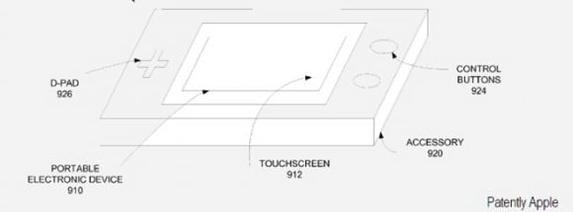 Apple thinking about game controller, headset