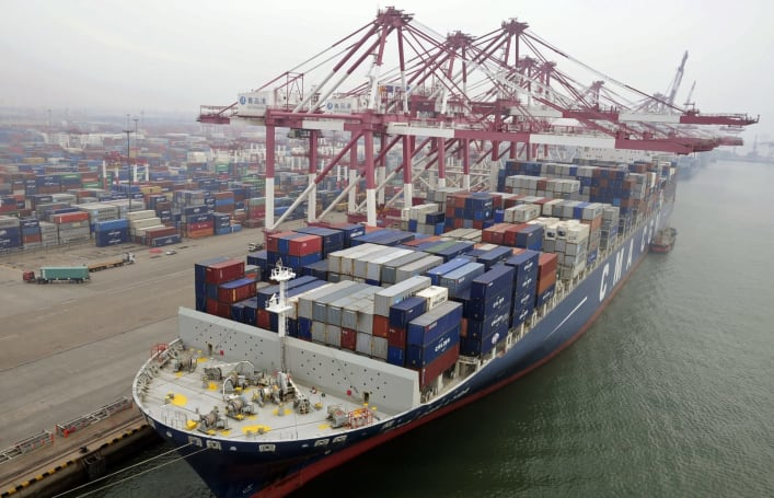 Blockchain gets its first test with international trade