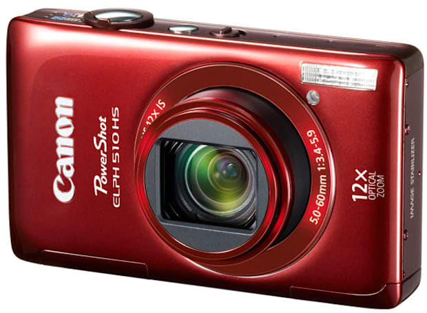 Canon announces PowerShot SX150 IS, ELPH 310 / 510 HS point-and-shoot cams