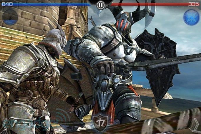 App review: Infinity Blade (iPhone)