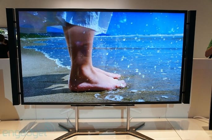 Sony's Ultra High Definition TV will come with world's first 4K delivery system