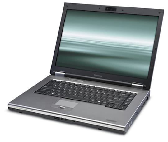 Toshiba launches Satellite Pro S300 / S300M laptops