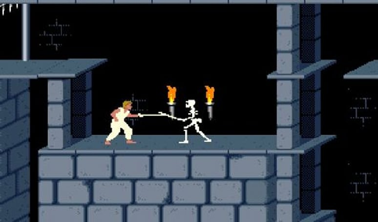 The Best Thing You'll See Today: The Prince of Persia mo-cap tapes