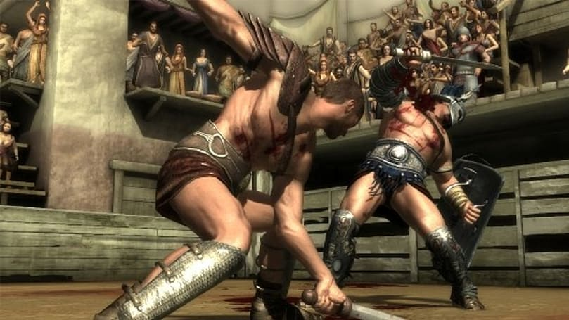 Spartacus Legends is based on Spartacus show, fighting for consoles in 2013