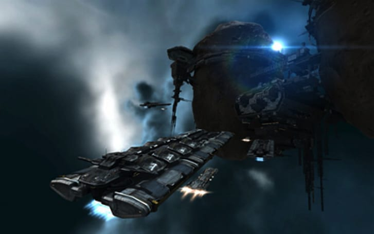 EVE Online's rumored 'Orca' ship unveiled