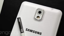 AT&T's Galaxy Note 3 gets a bite of Android 4.4 KitKat