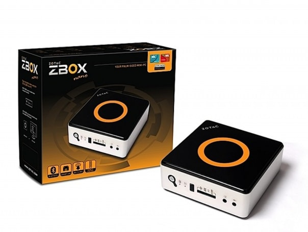 Zotac's ZBOX nano VD01 packs dual-core VIA CPU in a tiny, tiny box