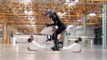 Scorpion 3 Hoverbike: Extremsport-Flieger zum Bein absäbeln