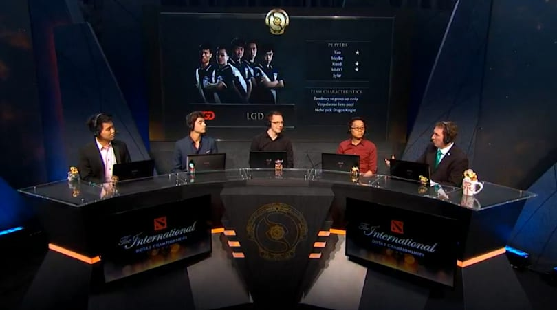 $18 million up for grabs in this week's 'Dota 2' championships