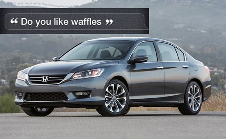 Siri Eyes Free coming to 2013 Honda Accord, along with Acura RDX and ILX
