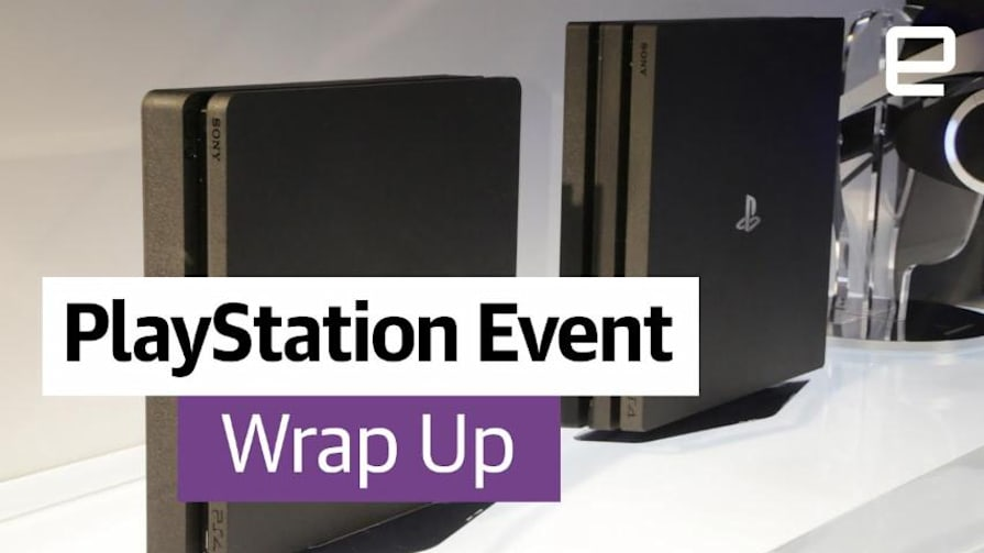 PlayStation Event wrap-up