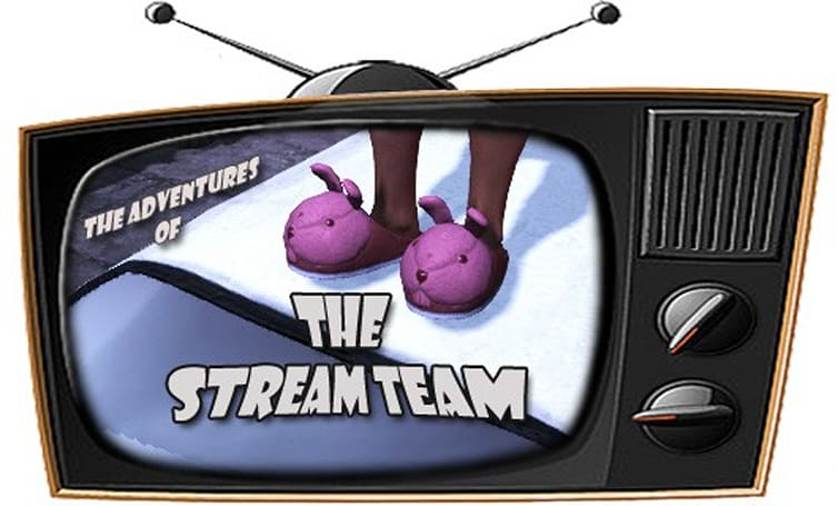 The Stream Team: Fuzzy slippers edition, April 29 - May 5, 2013