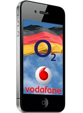 WSJ: iPhone 4 to be offered by Vodafone and O2 in Germany as T-Mobile loses exclusivity