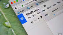 Google Docs helps you figure out who's responsible for tasks