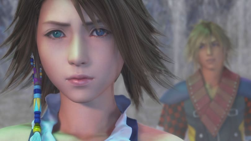 'Final Fantasy X' re-released again, this time on Steam