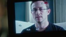 Watch Snowden talk 'Snowden' with Oliver Stone next month