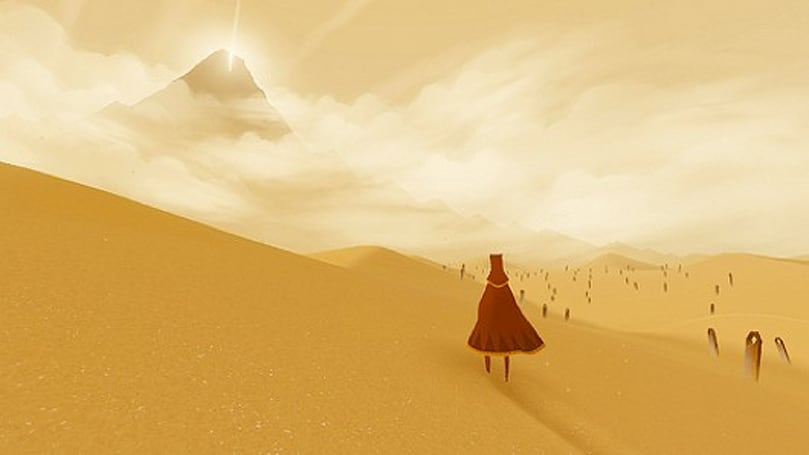Journey Collector's Edition out now on EU PSN, disc 'later this year'