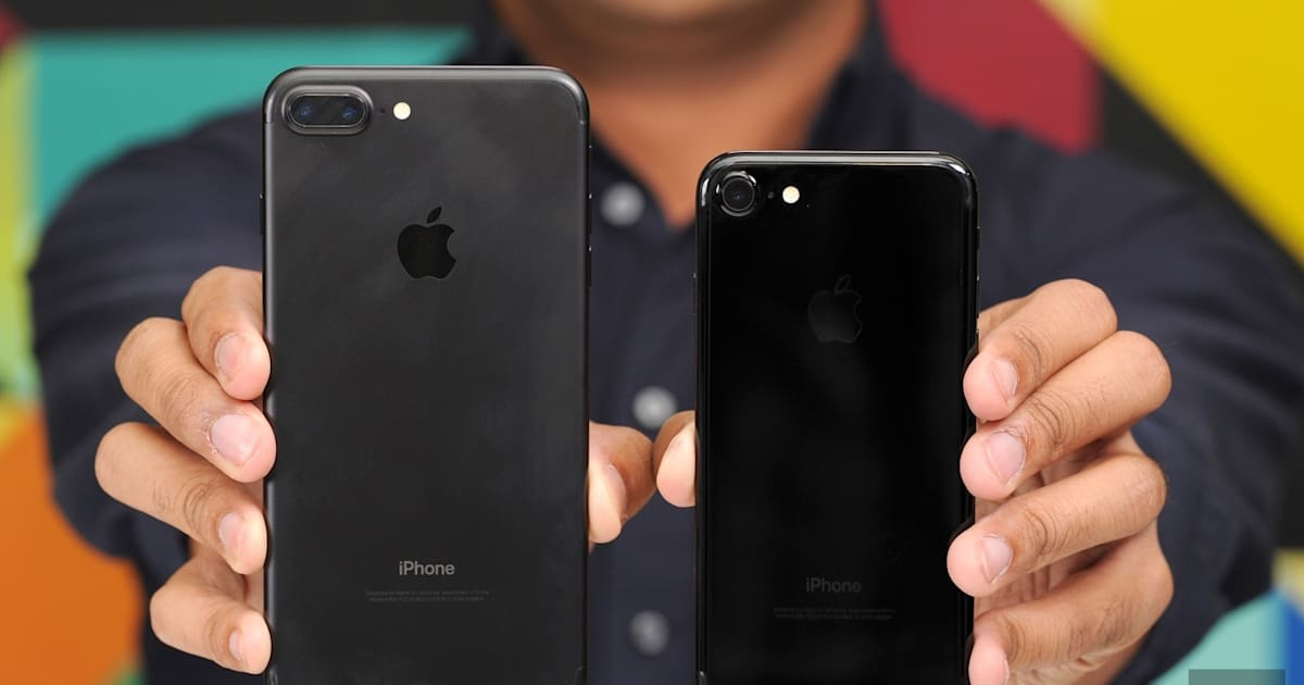 iPhone 7 turns around slowing sales for Apple