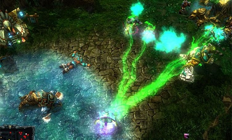 All heroes in Heroes of Newerth will be free as of tomorrow